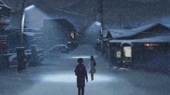 5 Centimeters Per Second cm anime bluray manga Entertainment Takaki Akari Kanae 4