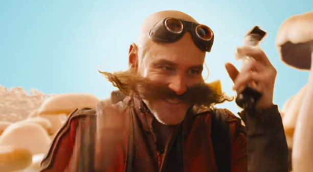 Sonic Movie Robotnik Eggman Jim Carrey
