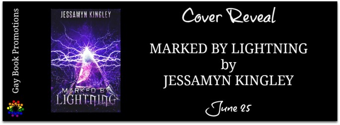 COVER REVEAL Marked By Lightning