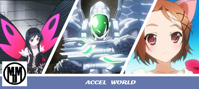 accel world complete bluray collection series mvm entertainment anime review header