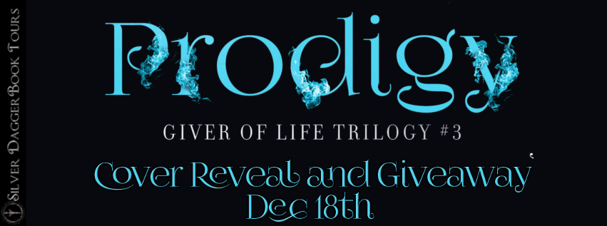 prodigy cover reveal banner YA paranormal