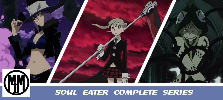 Soul Eater Complete Series Manga Entertainment Review Header