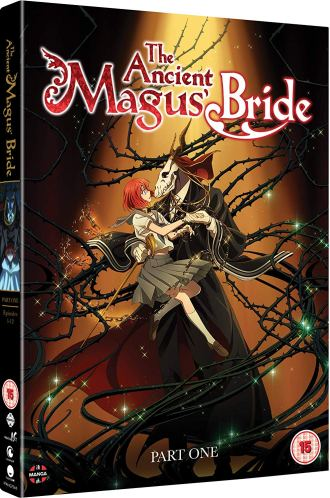 the ancient magus bride part one manga entertainment