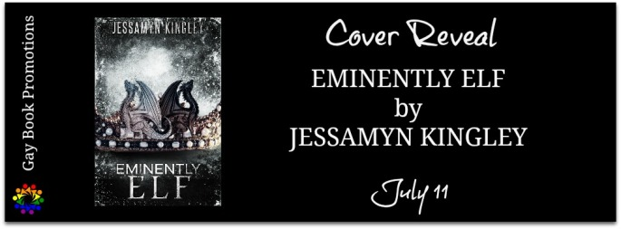 Eminently Elf Jessamyn Kingley Cover Real MM Romance Urban Fantasy