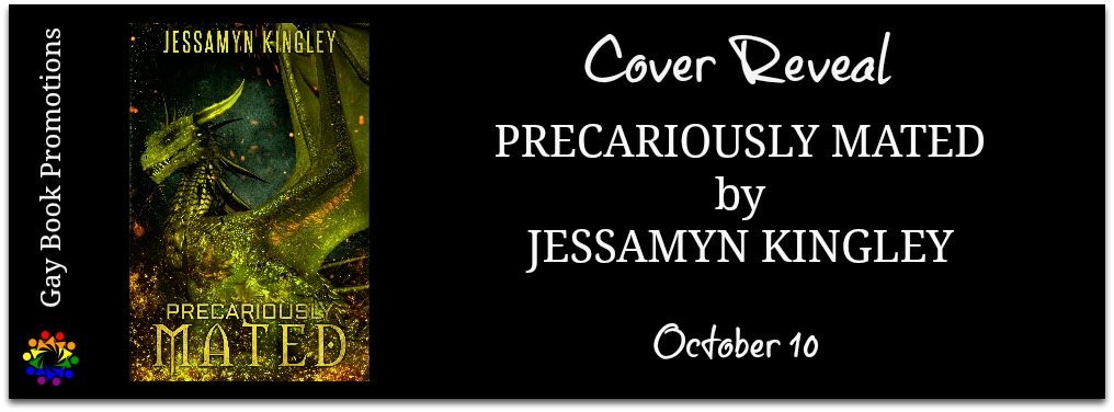 Precariously Mated Cover Reveal