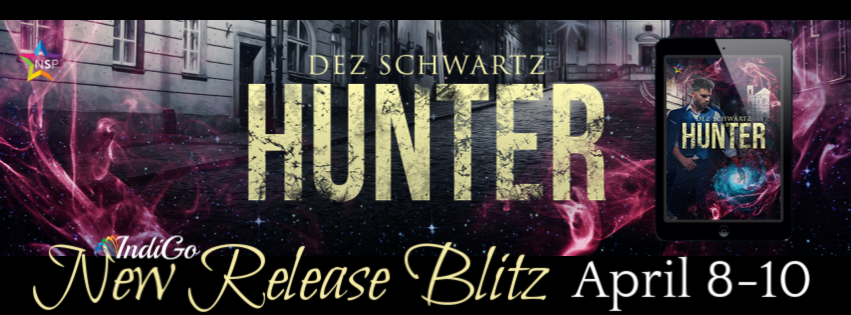 Hunter Dez Schwartz MM Paranormal Romance