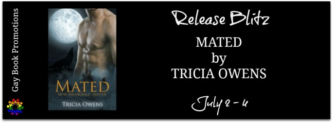 Mated Tricia Owens MM Romance Paranormal Romance