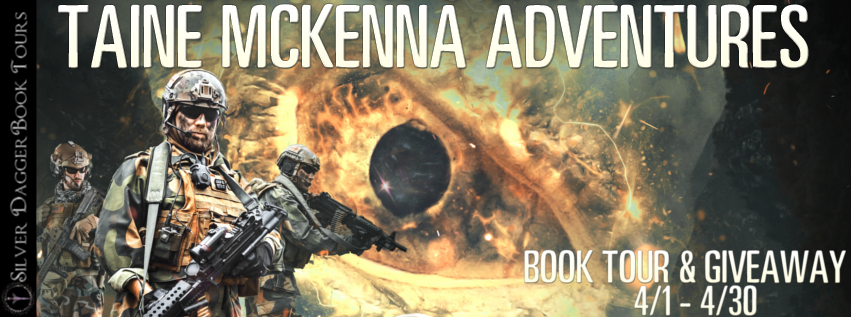 taine mckenna adventures action sci-fi lee murray