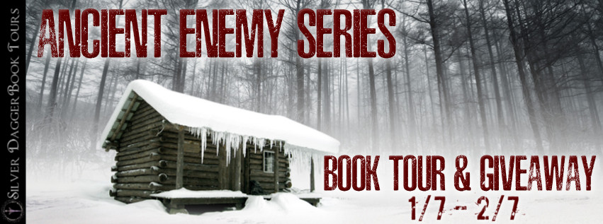 ancient enemy series mark lukens horror