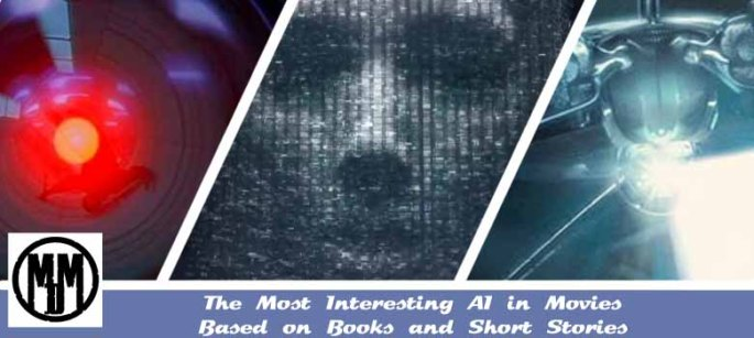 The Most Interesting AI in Movies Based on Books and Short Stories Avatier Guest Post Header