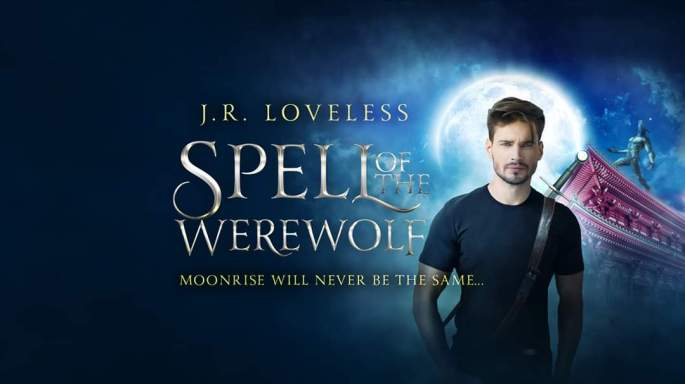Book Title: Spell of the Werewolf