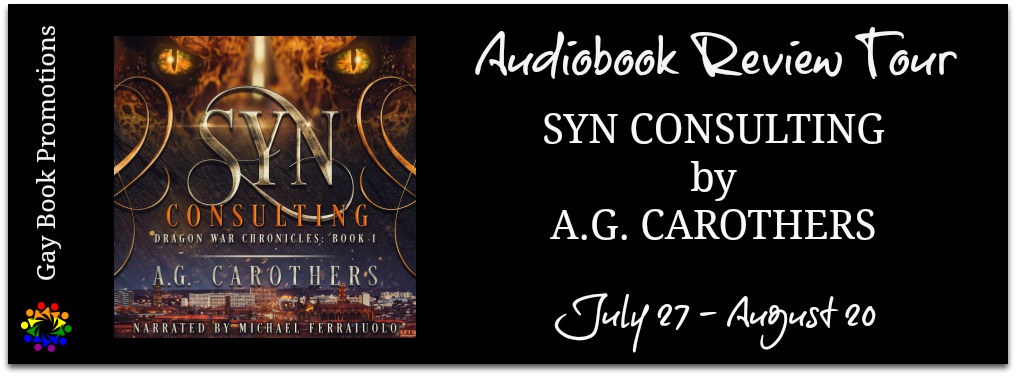 Book Title: SYN Consulting: Dragon War Chronicles Book 1