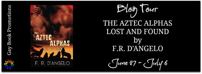 Book Title: The Aztec Alphas Lost & Found (The Aztec Alphas #4)
