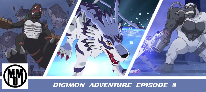digimon adventure 2020 episode 8 anime review header