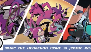 Sonic The Hedgehog Issue 29 Comic Review Matt Doyle Media
