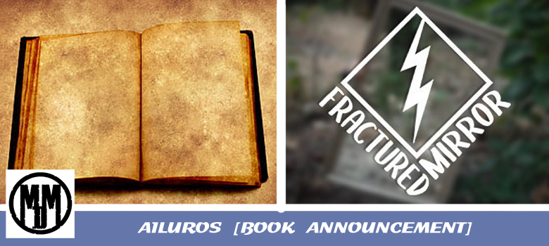 AILUROS BOOK ANNOUNCEMENT HEADER