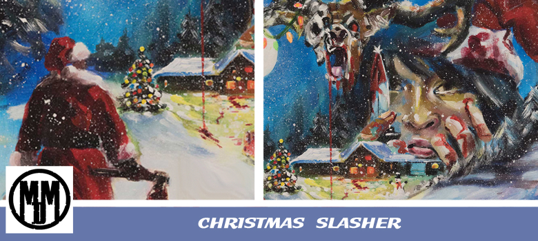 CHRISTMAS SLASHER HORROR MOVIE PRESS RELEASE