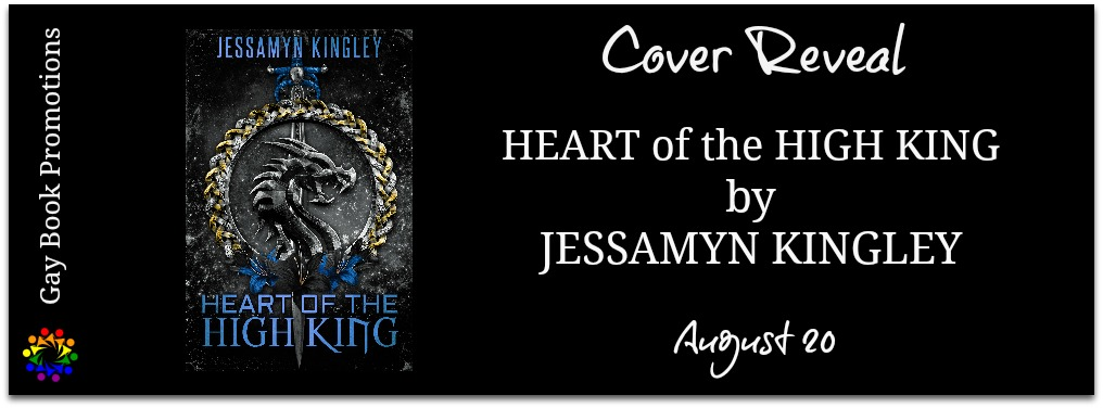 Heart of the High King COVER REVEAL