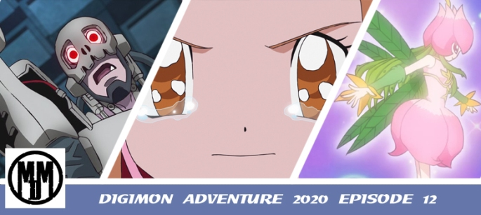 DIGIMON ADVENTURE 2020 EPISODE 12 anime review header