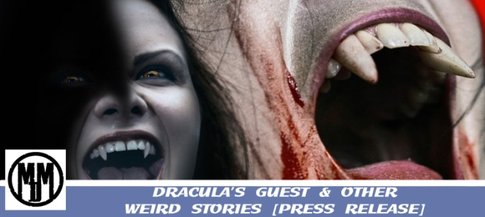 draculas guest and other weird stories press release horror header