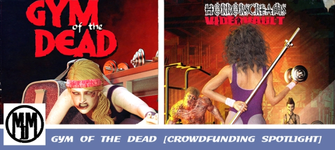 Gym of the Dead crowdfunding spotlight header