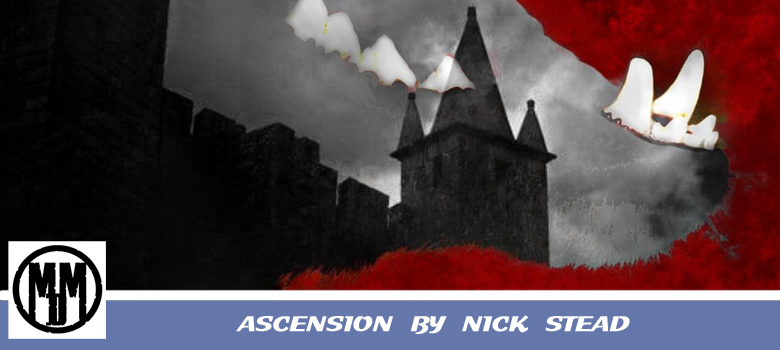 ASCENSION BY NICK STEAD HEADER