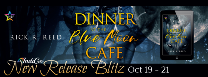 Dinner at the Blue Moon Cafe Banner