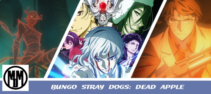 Bungo Stary Dogs Dead Apple Manga UK anime review header