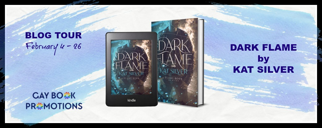 Book Title: Dark Flame (Flame-Born 1)