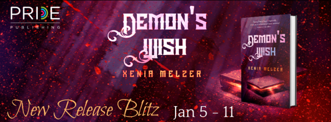 Demon's Wish Blitz Banner