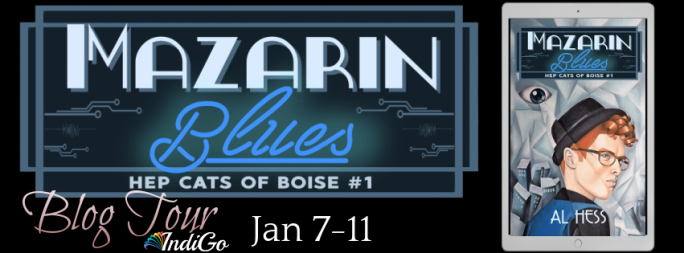 Mazarin Blues Banner