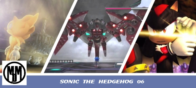 sonic the hedgehog 06 game review header
