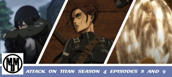ATTACK ON TITAN SEASON 4 EPISODES 8 AND 9 shingeki no kyojin final anime review header copy
