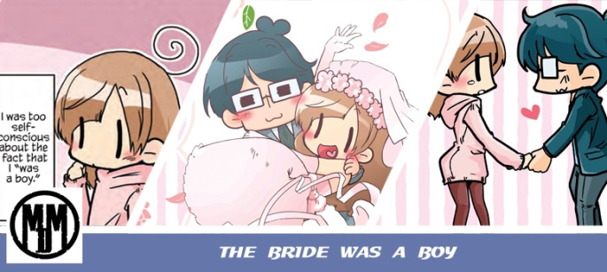 the bride was a boy chii lgbtq transgender seven seas manga review header