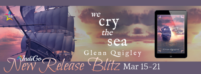 We Cry the Sea Banner