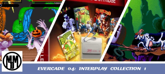 evercade 04 interpaly collection 1 video game retro review header