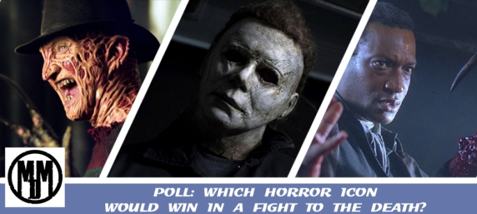 poll which horror movie icon would win in a fight to the death