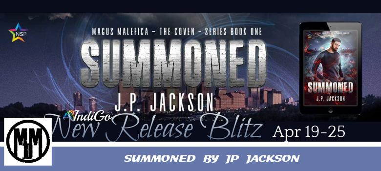 SUMMONED BY JP JACKSON header