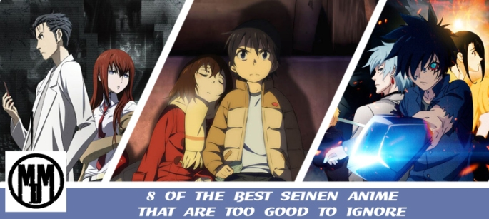 8 Of The Best Seinen Anime That Are Too Good To Ignore Header