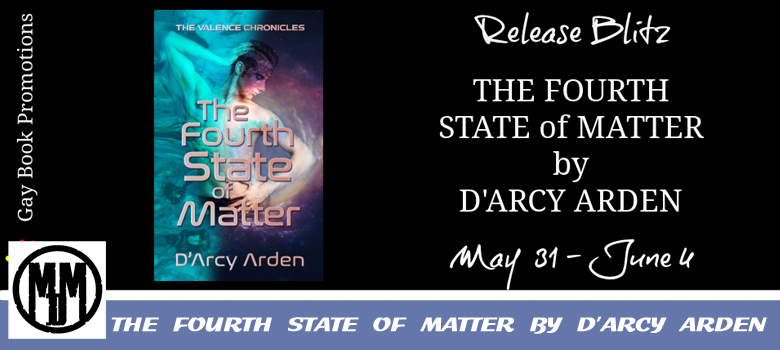 THE FOURTH STATE OF MATTER BY D'ARCY ARDEN BOOK SPOTLIGHT HEADER