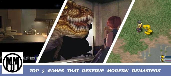 Top 5 video games that deserve modern remasters header