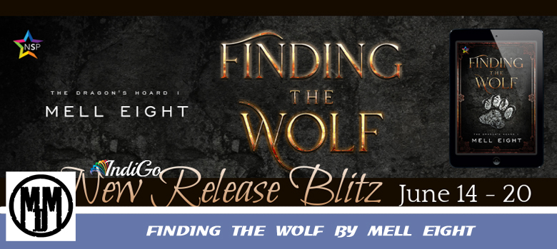 FINDING THE WOLF BY MELL EIGHT header