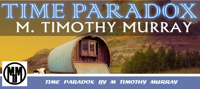 TIME PARADOX BY M TIMOTHY MURRAY HEADER