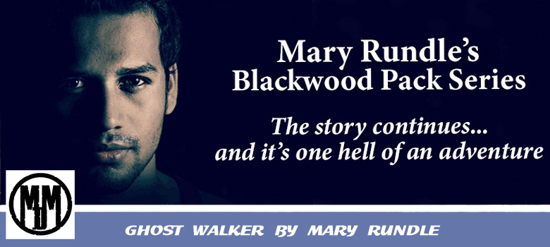GHOST WALKER BY MARY RUNDLE HEADER