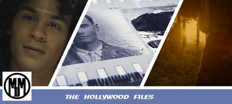 THE HOLLYWOOD FILES HEADER