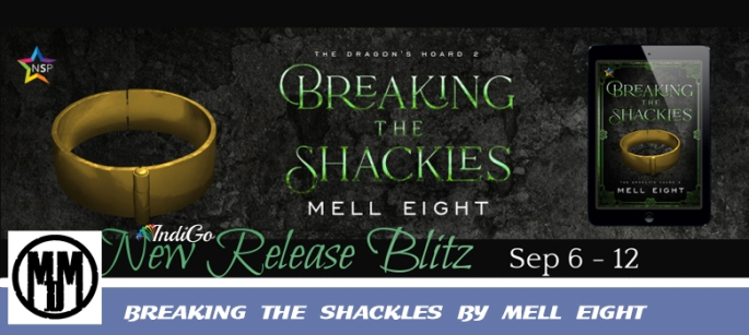 BREAKING THE SHACKLES BY MELL EIGHT BOOK SPOTLIGHT HEADER