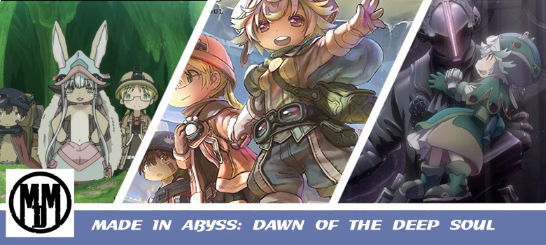 MADE IN ABYSS DAWN OF THE DEEP SOUL anime review header